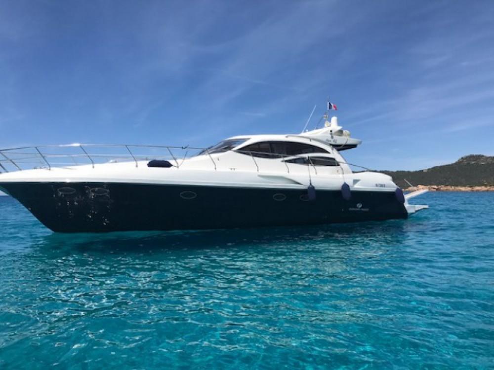 Location Yacht à Propriano - Innovazione e Progetti Alena 48
