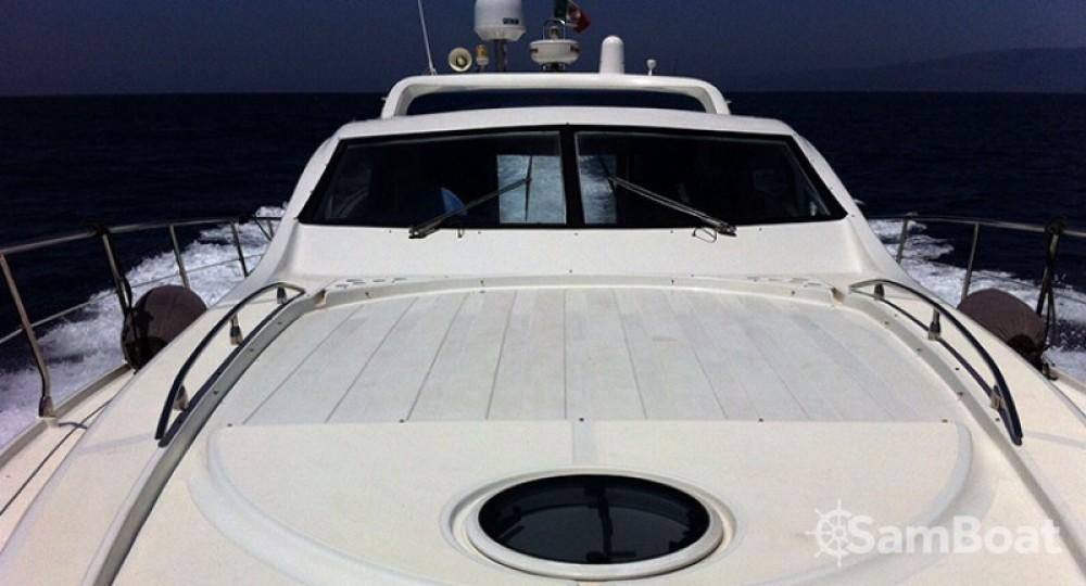 Location bateau Propriano pas cher Alena 48