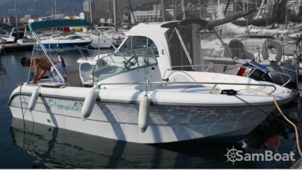 noleggio Barca a motore La Ciotat - Ocqueteau Olympio 630