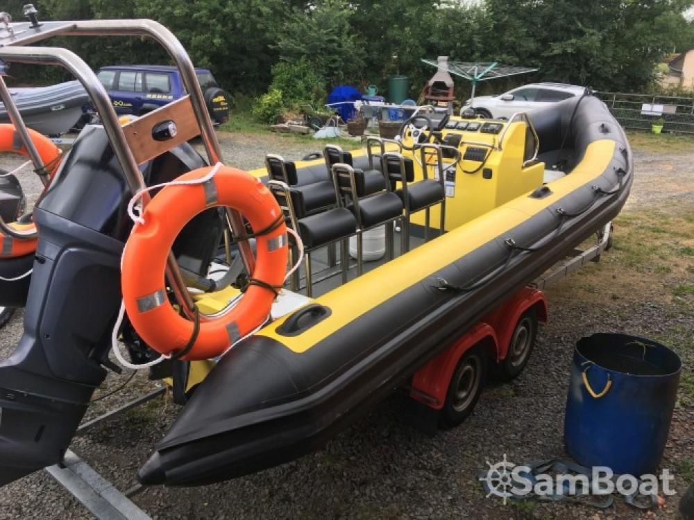 Alquiler de yate Granville - Tornado super7 en SamBoat