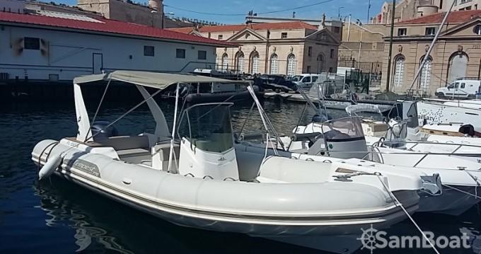Location yacht à Fréjus - Capelli Tempest 770 sur SamBoat