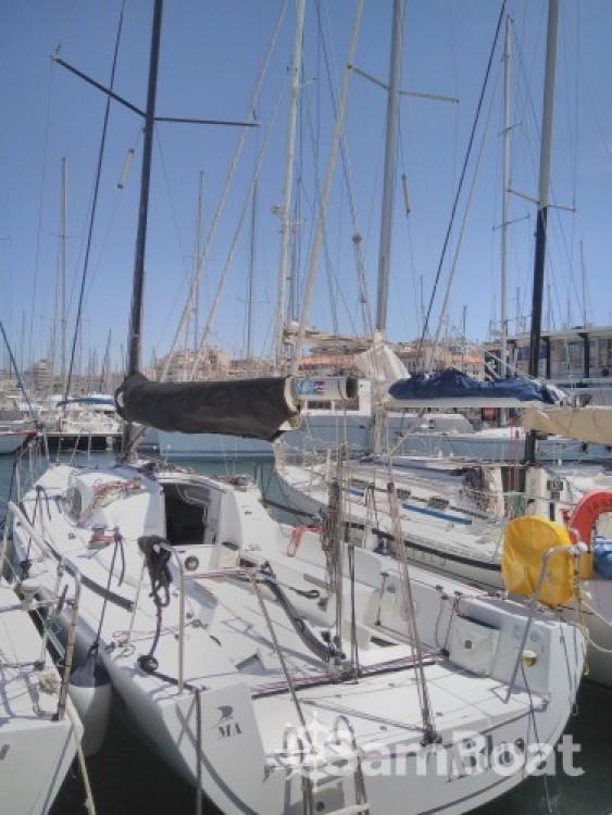 Alquiler de barcos Marseille barato de A31