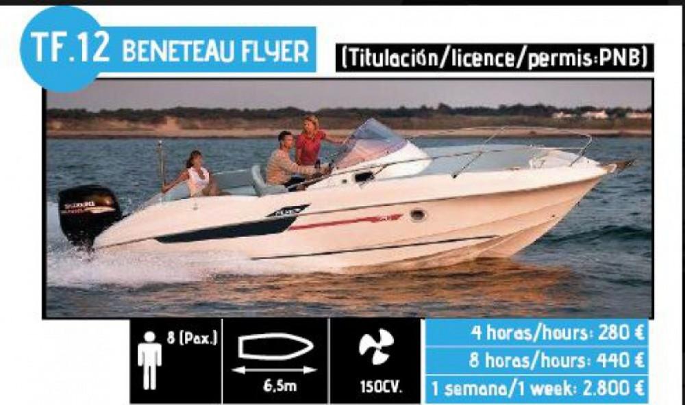 Bénéteau Flyer 650 Sun Deck entre particulares y profesional l'Ampolla