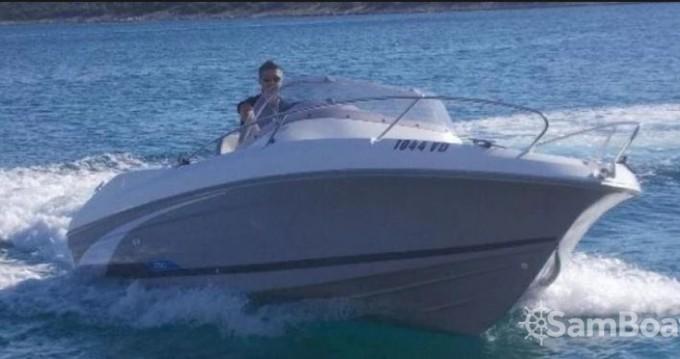 Location bateau l'Ampolla pas cher Flyer 650 Sun Deck
