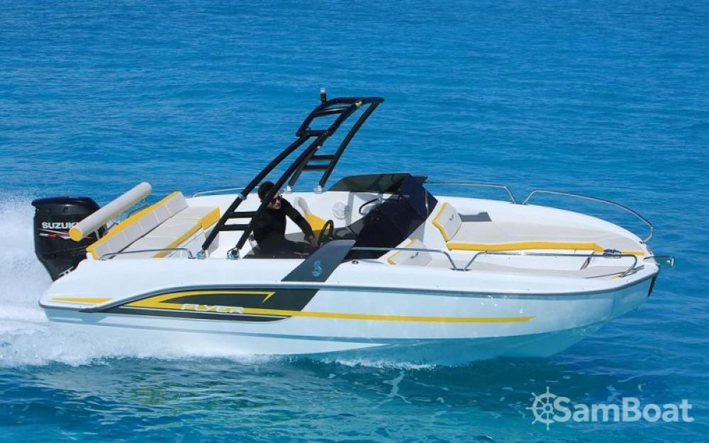 Rental yacht l'Ametlla de Mar - Bénéteau Flyer 6.6 SPORTdeck on SamBoat