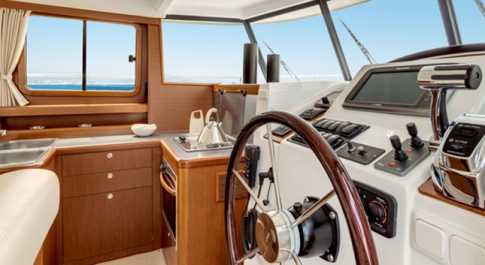 Bénéteau Swift Trawler 34 Fly entre particulares y profesional Marina Punat