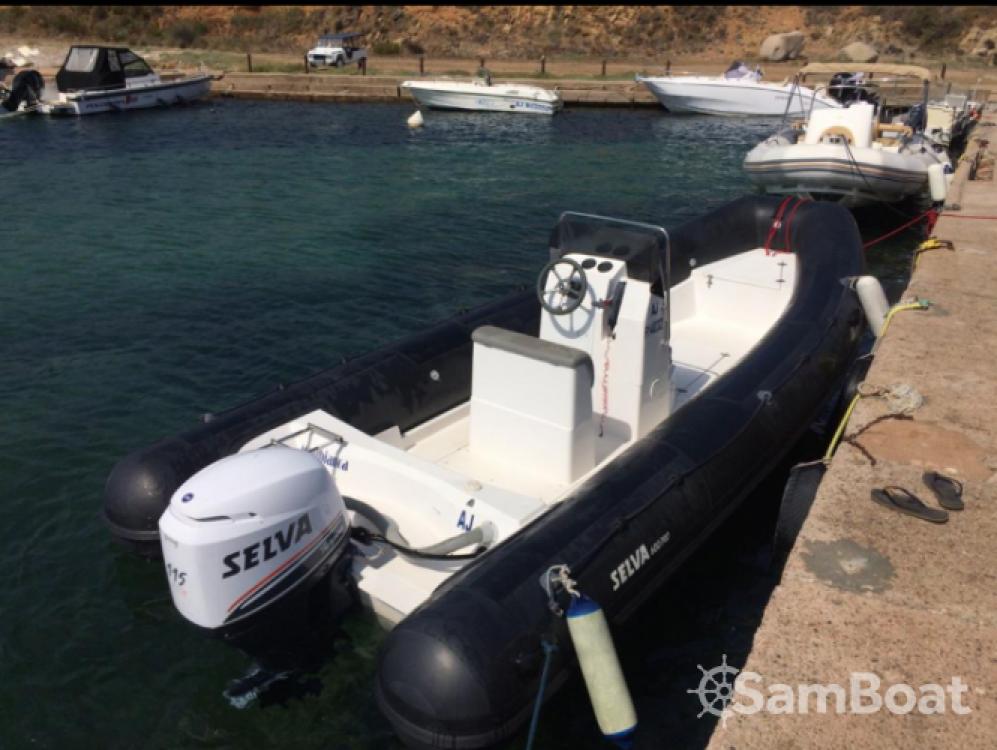 Alquiler de barcos Porto-Vecchio barato de 600 pro
