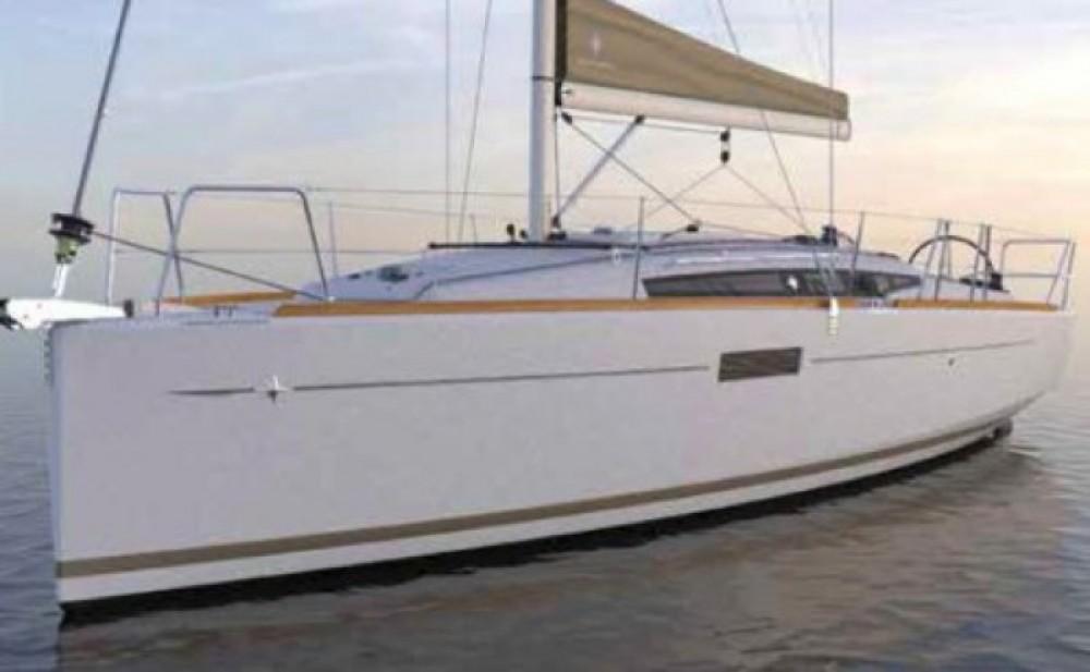 Jeanneau Sun Odyssey 349 entre particulares y profesional Hyères