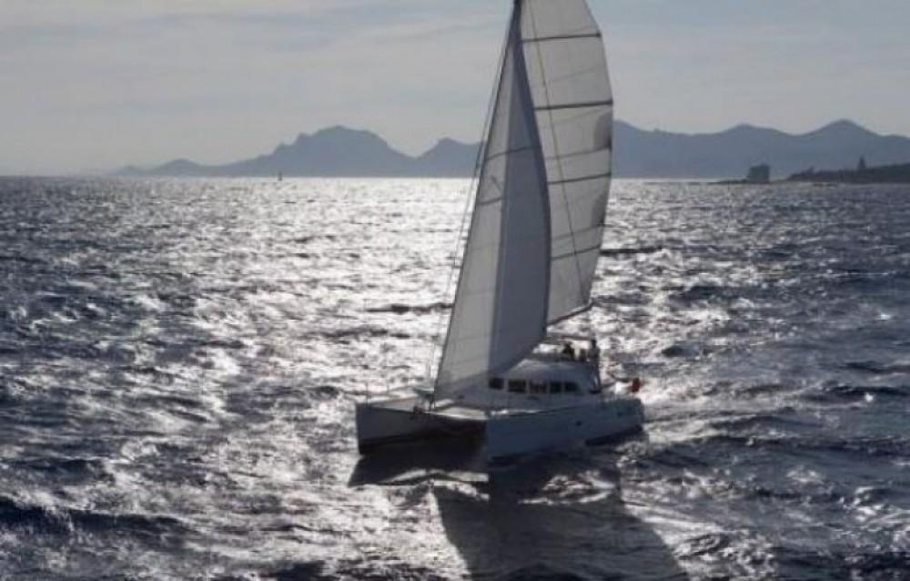 Huur Catamaran met of zonder schipper Lagoon in Ibiza