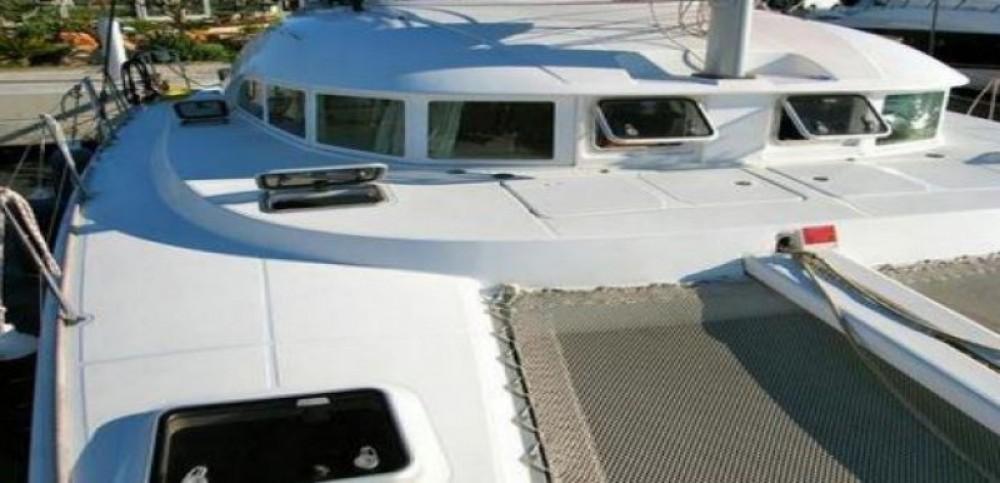 Bootverhuur Lagoon Lagoon 380 S2 in Ibiza via SamBoat