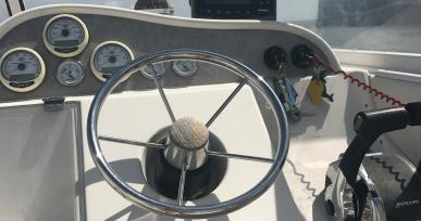 Location yacht à Névez - Quicksilver Quicksilver 750 Offshore sur SamBoat