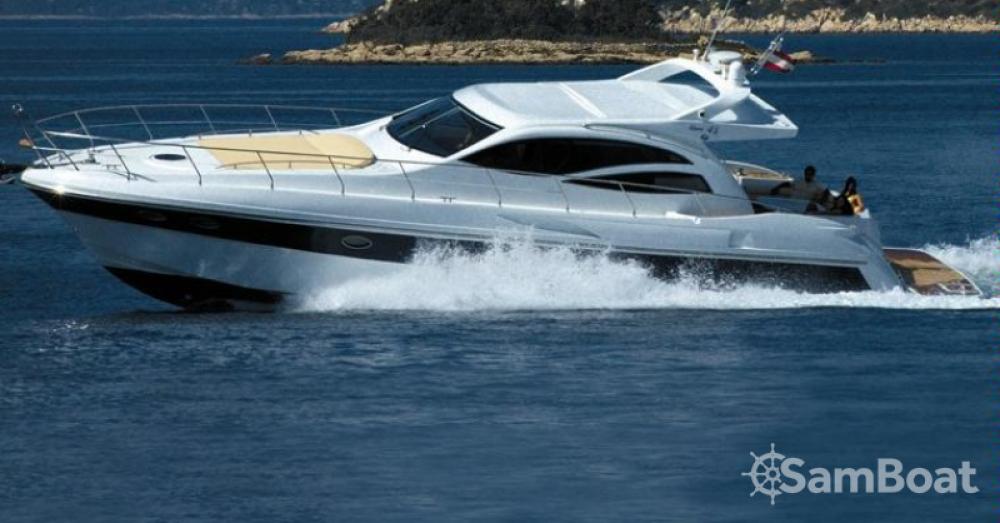Alquiler de barcos Innovazione e Progetti Alena 48 Hard Top enSaint-Tropez en Samboat
