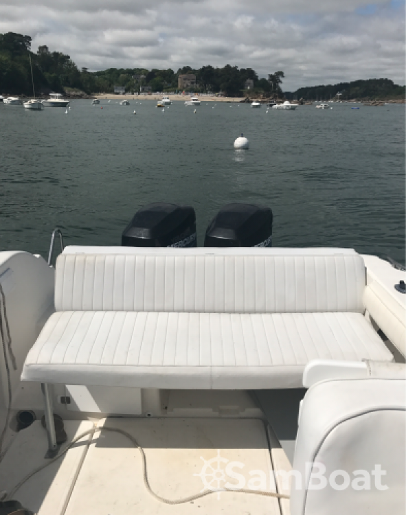 Alquiler de yate Bretaña - Quicksilver Quicksilver 750 Offshore en SamBoat