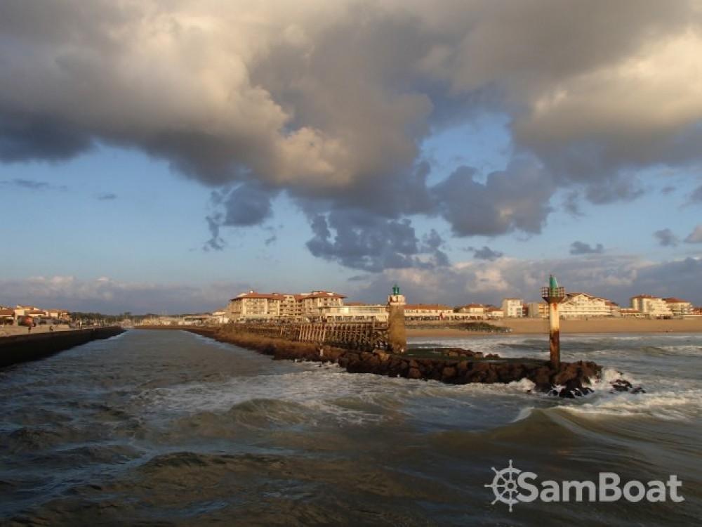 Alquiler de Gibert Marine Gib Sea 31 DL en Capbreton