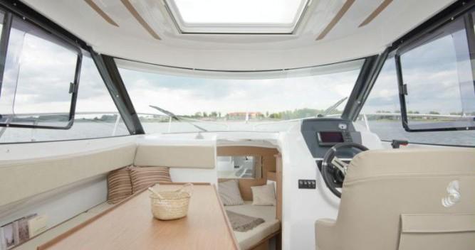 Louer Bateau à moteur avec ou sans skipper Bénéteau à Le Havre