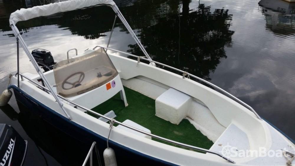 alquiler lancha languedoc-marine silver-fish bateau moteur 6 cv sans permis
