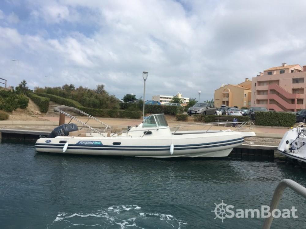 Alquiler de barcos Capelli Tempest 900 enFrontignan en Samboat