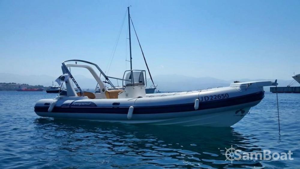 Noleggio yacht Ajaccio - Capelli Tempest 750 su SamBoat