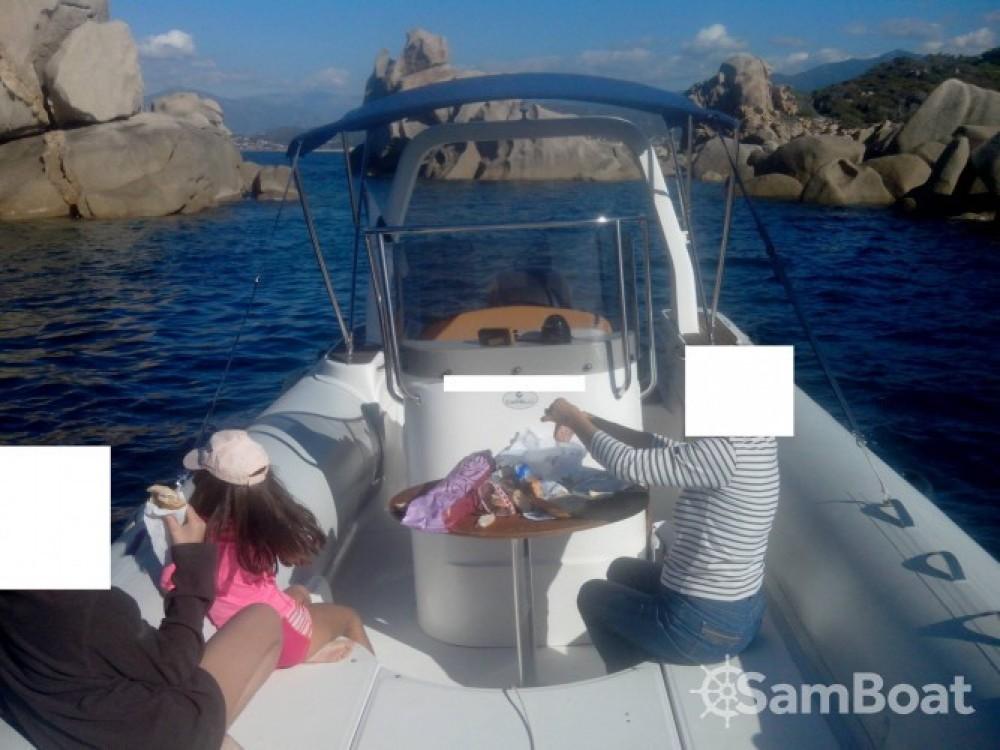 Noleggio barche Capelli Tempest 750 Ajaccio su Samboat