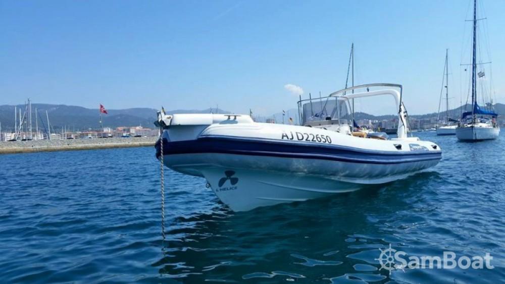 Noleggio barche Ajaccio economico Tempest 750