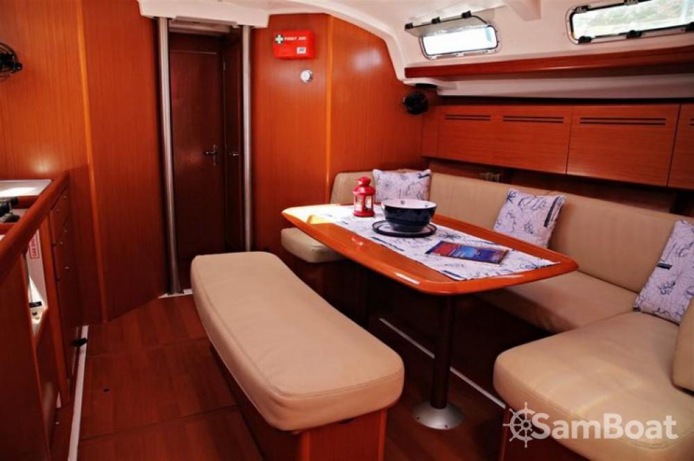 Boat rental Muğla cheap Cyclades 43
