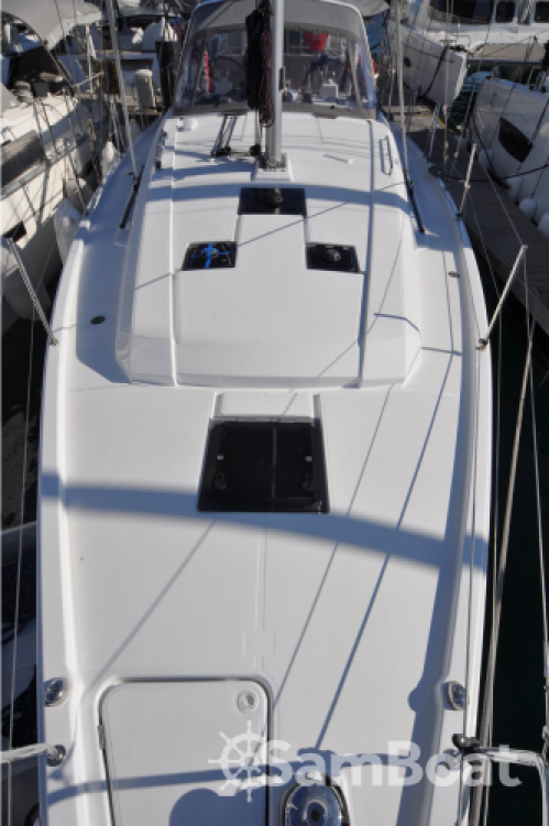 Alquiler de barcos Muğla barato de Oceanis 41.1
