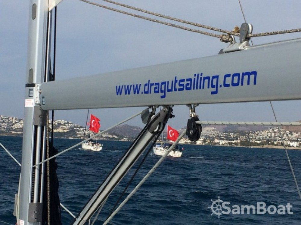 Hire Sailboat with or without skipper Bénéteau Muğla