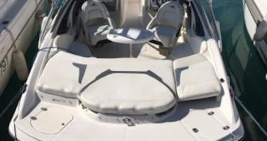 Location bateau Mandelieu-la-Napoule pas cher Monterey 214 FS