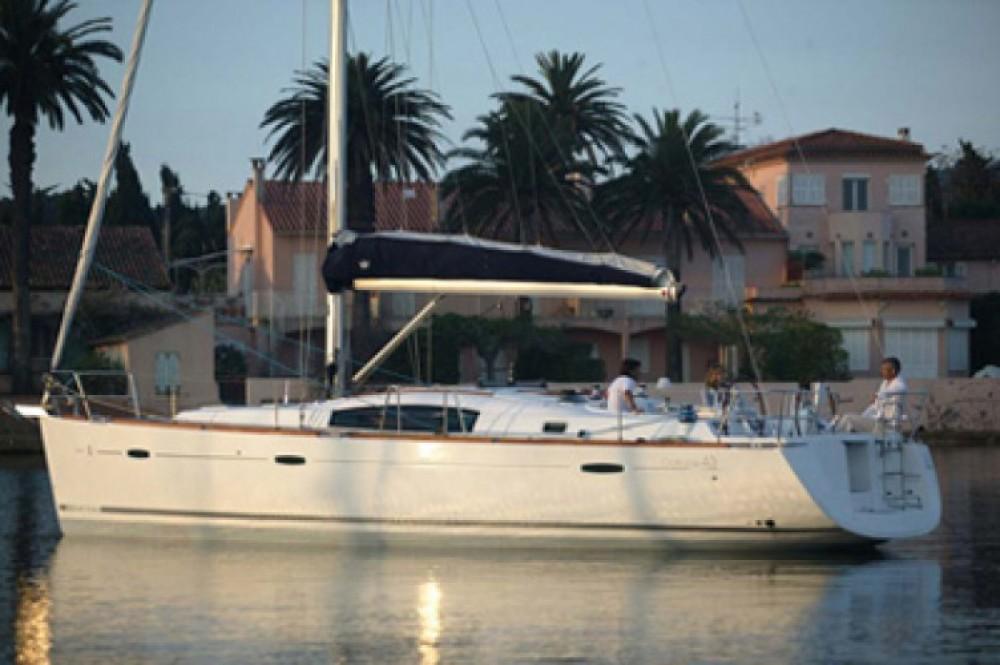 Alquiler Velero en Nápoles - Bénéteau Oceanis 43