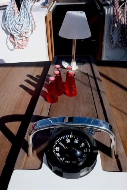 Noleggio barche Napoli economico Cruiser 46