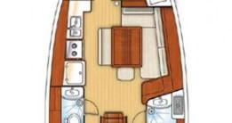 Location bateau Bénéteau Oceanis 43 à Naples sur Samboat