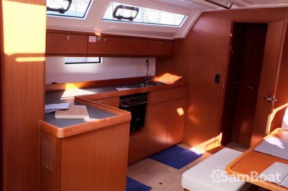noleggio Barca a vela Napoli - Bavaria Cruiser 46