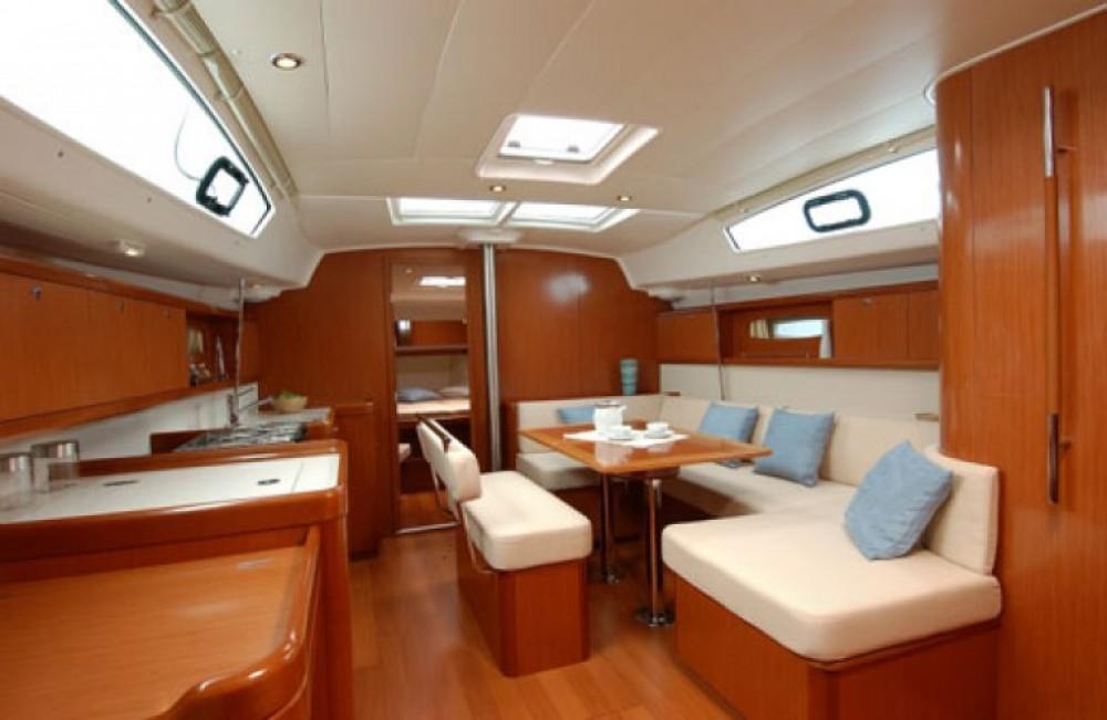 noleggio Barca a vela Napoli - Bénéteau Oceanis 43