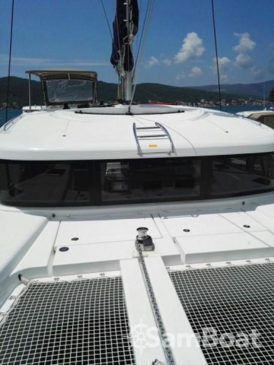 Alquiler Catamarán en Lávrio - Lagoon Lagoon 39