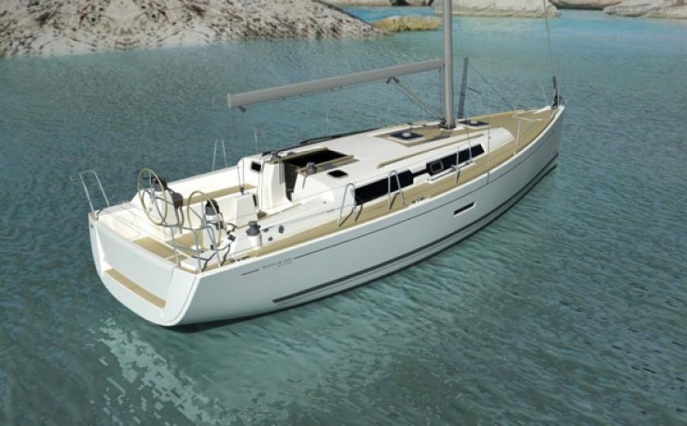 Alquiler de barcos Göcek barato de Dufour 335 Grand Large