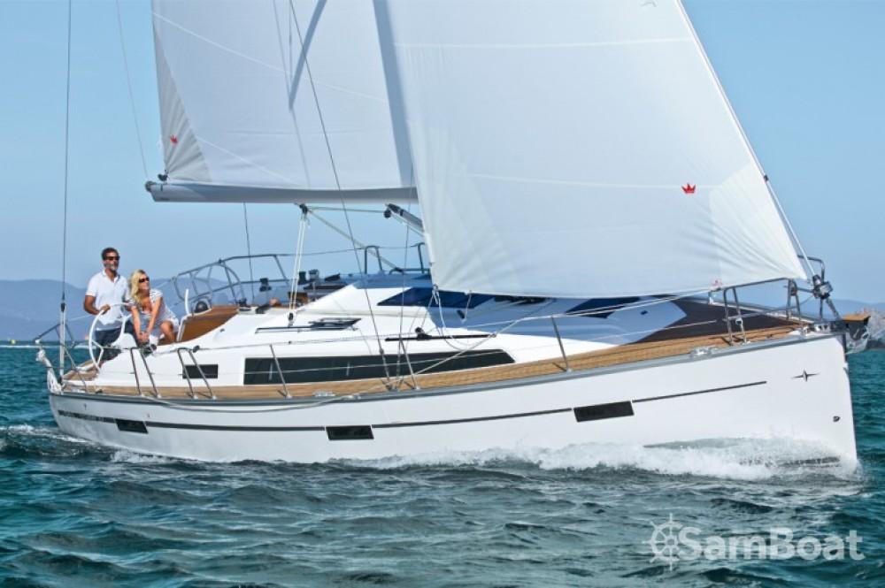 Bavaria Cruiser 37 entre particulares y profesional Göcek
