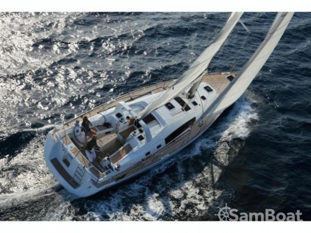 Alquiler de yate Göcek - Bénéteau Oceanis 50 Family en SamBoat