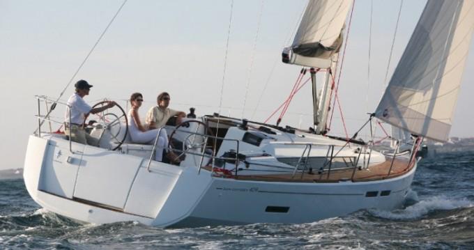 Location yacht à Göcek - Jeanneau Sun Odyssey 409 sur SamBoat