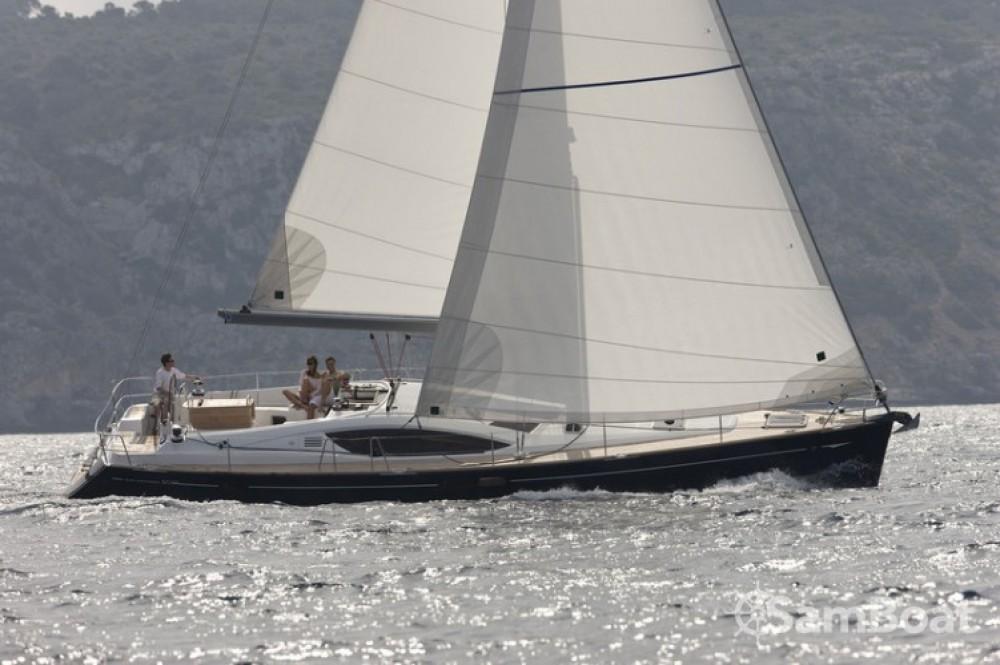 Alquiler de barcos Göcek barato de Sun Odyssey 50 DS