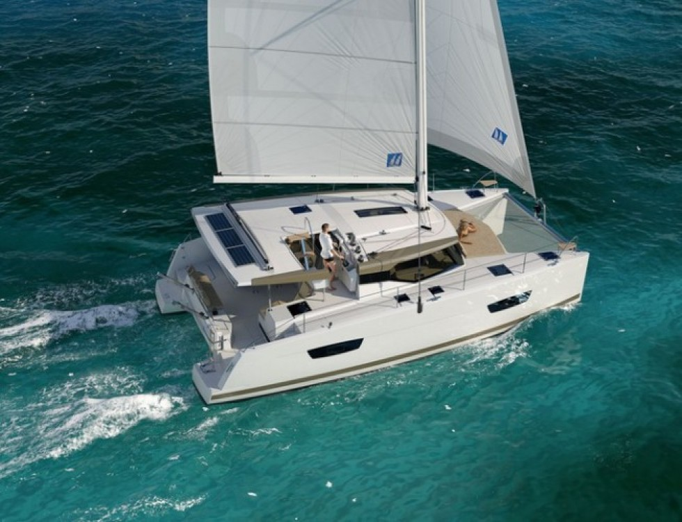 Hire Catamaran with or without skipper Fountaine Pajot Sukošan