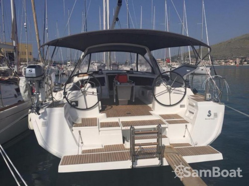 Alquiler de yate Trogir - Bénéteau Oceanis 48 en SamBoat