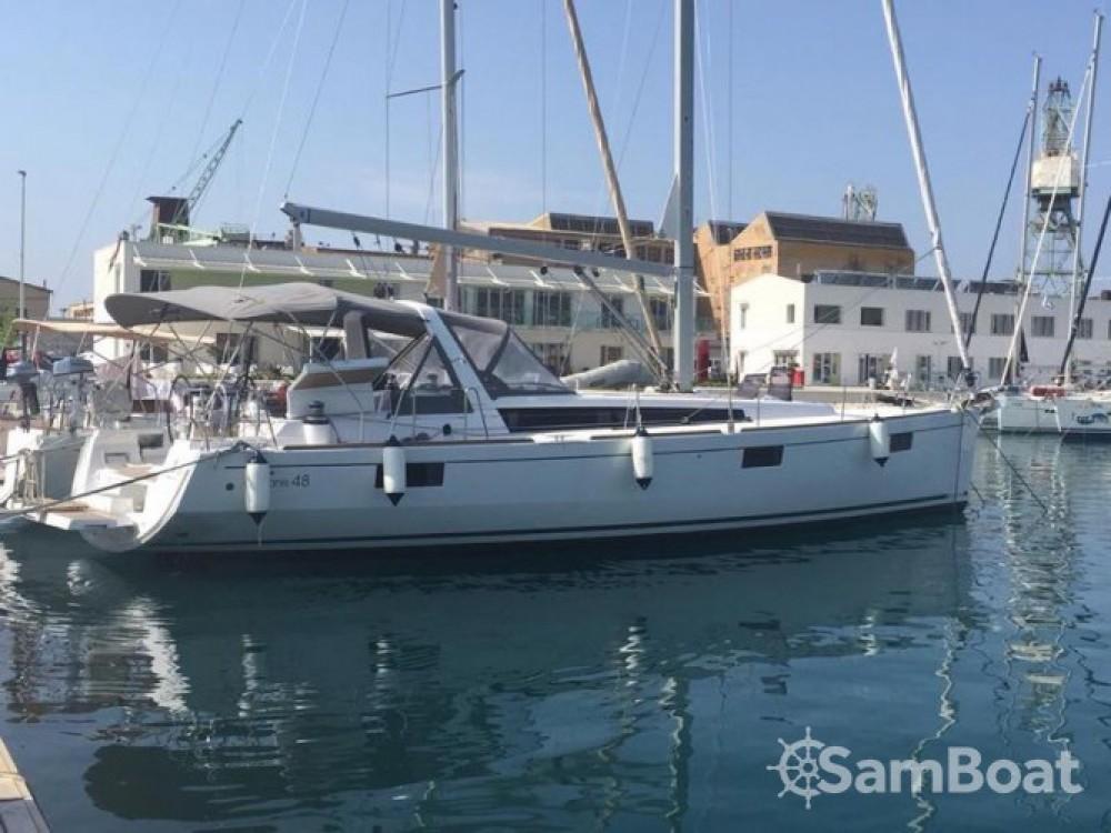 Alquiler Velero en Trogir - Bénéteau Oceanis 48
