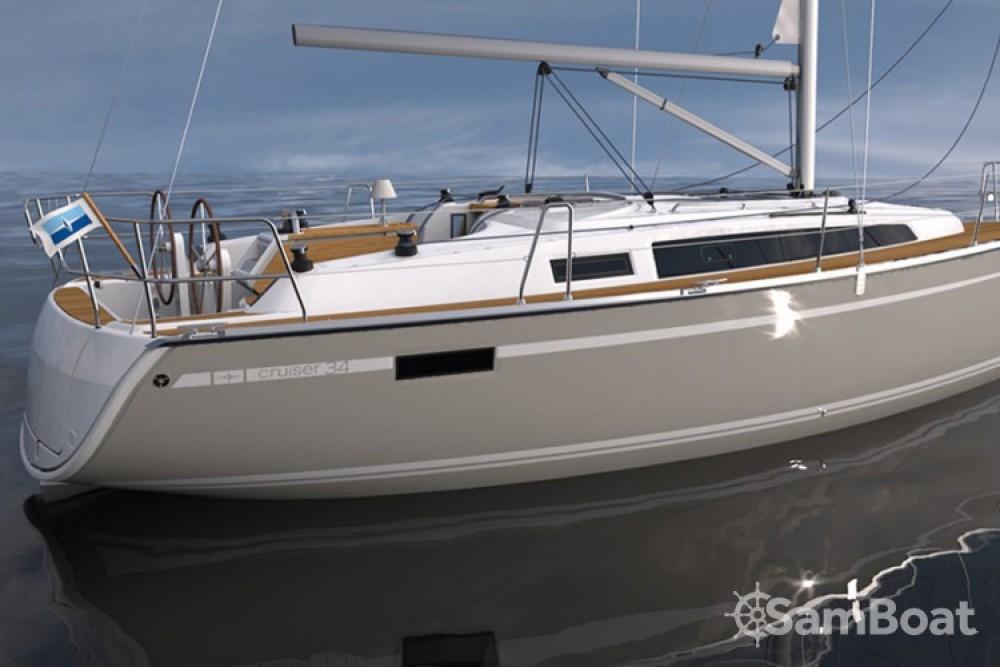 Alquiler de barcos Šibenik barato de Cruiser 34