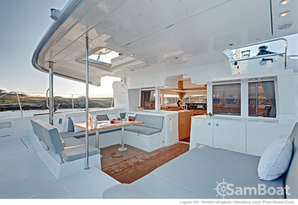 Alquiler Catamarán en Sukošan - Lagoon Lagoon 450