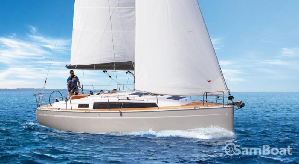 Bavaria Cruiser 34 entre particulares y profesional Marina Šangulin