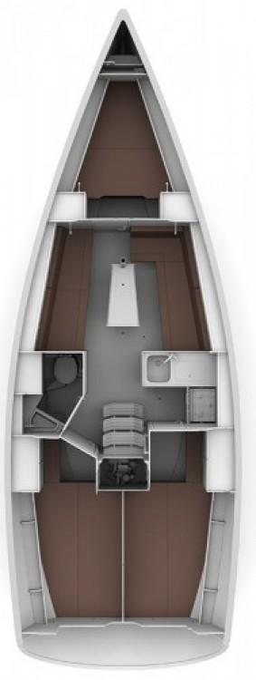 Alquiler de barcos Marina Šangulin barato de Cruiser 34