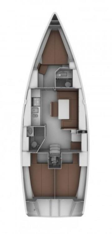 Alquiler de yate Marina Šangulin - Bavaria R40 en SamBoat