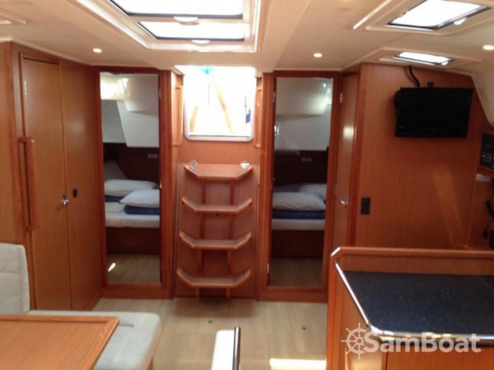 Bavaria Cruiser 50 entre particulares y profesional Croacia