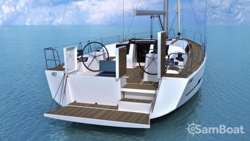 Alquiler de yate Croacia - Dufour Dufour 460 Grand Large en SamBoat