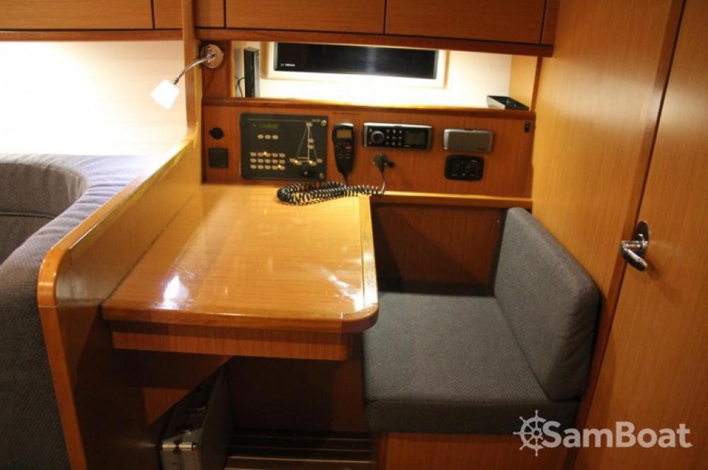 Bavaria Cruiser 41 entre particulares y profesional Marina Šangulin